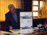 Piaţă agrolimentară modulară în Burdujeni, o investiţie de 2,35 milioane lei