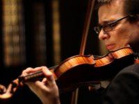 Violonistul Alexandru Tomescu, într-un concert extraordinar cu vioara Stradivarius Elder-Voicu