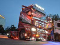 Cel mai frumos camion din România