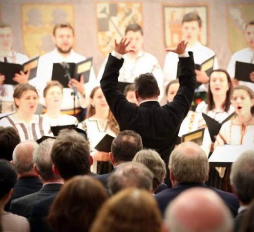 """Corala """"Ciprian Porumbescu"""" din Suceava a concertat la Parlamentul bavarez din München"""
