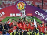CFR Cluj a câştigat la penaltiuri finala Cupei României