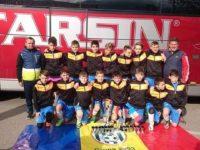 Performanţe remarcabile pentru ACS Juniorul Suceava la turneul din Franţa
