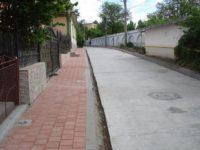 Strada Ştefan Tomşa din municipiul Suceava a fost finalizată