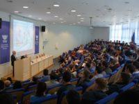 Reprezentanţi din mediul academic şi cel privat din Austria au conferenţiat la USVpe tema silviculturii