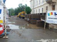 CJ Suceava a aprobat să cheltuie 100.000 lei pentru subsolul Muzeului de Istorie afectat de ploi