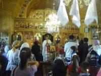 De Sfinţii Apostoli Petru şi Pavel, la parohia misionară ucraineană