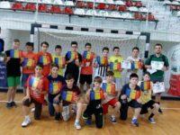 Locul V la turneul final pentru echipa CSU Suceava