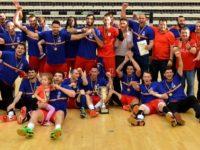 Dinamo Bucureşti a cucerit titlul de campioană naţională