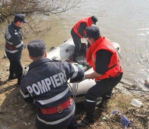 Un bărbat de 42 de ani, din Vatra Dornei, a murit miercuri, înecat în râul Dorna