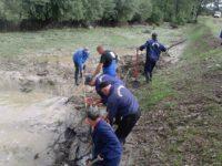 Se acţionează pentru limitarea efectelor inundaţiilor