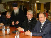 Primarul Ion Lungu a depus jurământul pentru un al patrulea mandat la cârma Sucevei