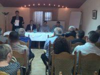 Foşti şi actuali miniştri, la Câmpulung Moldovenesc, alături de Adrian Posa