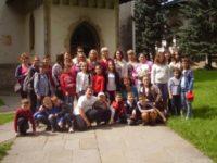Copii din Cernăuţi şi Câmpulung Moldovenesc, la primii paşi spre o temeinică frăţie