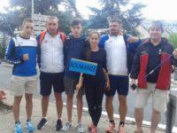 Sportivul dornean Gabriel Bularda a câştigat semimaratonul Marvejols-Mende, din Franţa