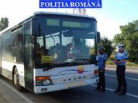 Şoferi beţi, microbuz supraîncărcat, călători fără bilet
