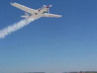Cerul a fost cucerit de crema aviaţiei române