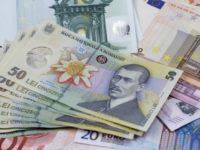 Euro a fost cotat de BCE la 4,9290 lei