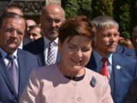 Iniţiativa lui Gheorghe Flutur privind axa europeană Varşovia-Cernăuţi-Suceava-Grecia a fost discutată de Cioloş cu premierul Poloniei