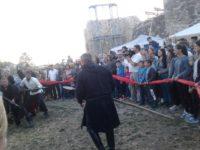 Festivalul Medieval din acest an a înregistrat un număr record de vizitatori