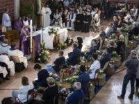 La Amatrice au avut loc funeralii de stat pentru 232 dintre victimele cutremurului din Italia