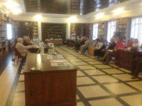 Panait Istrati la Academia Română din Roma