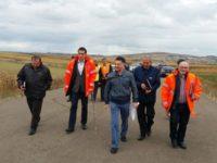 Ministrul transporturilor a anunţat că drumul expres Siret – Paşcani va începe după anul 2022