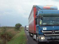 Strada Nicolae Bălcescu din centrul Sucevei va fi blocată de protestul transportatorilor