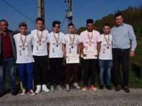 Două medalii de aur pentru CSM Dorna la Campionatul naţional de cros