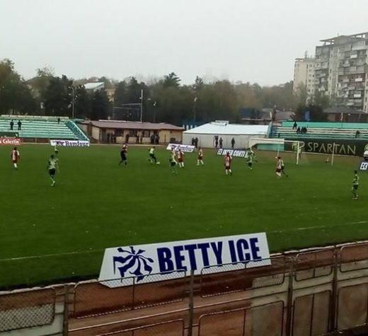 """""""Şoimii patriei"""" din Pâncota au participat la """"festivalul"""" de goluri de la Suceava"""