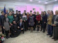Lansare de carte la Consulatul General al României la Cernăuţi