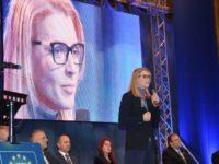 Liderul PNL Alina Gorghiu a spus că Dragnea e la fel ca Dodon