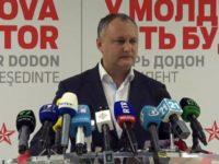 Igor Dodon reiterează că doreşte alegeri parlamentare anticipate