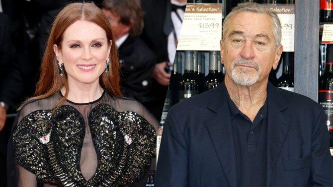 Robert De Niro şi Julianne Moore vor deţine rolurile principale într-un serial difuzat de Amazon
