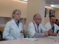 Neurochirurgul Anatoli Buzdugan şi epileptologul Ana Miron au participat la un stagiu de specializare în Germania