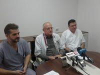 La Spitalul Judeţean Suceava a fost realizată, cu succes şi în premieră, o intervenţie de protezare a umărului