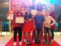 """Performanţe excepţionale pentru dansatorii de la Clubul Sportiv """"Invictus Moldoviţa"""""""