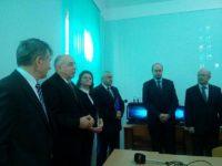 A fost inaugurată o sală de tehnologii informaţionale