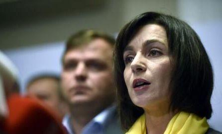 Maia Sandu anunţă mobilizarea generală în rândul echipei sale