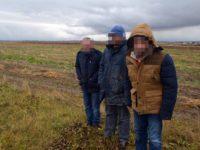 Doi turci şi un sirian depistaţi după ce au trecut ilegal frontiera în zona Frătăuţii Noi