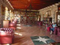 În bibliotecile depărtării