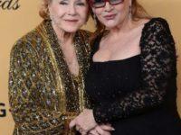 Lumea artistică, şocată de dispariţia lui Debbie Reynolds la doar o zi după fiica sa