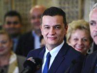Sorin Grindeanu, noua propunere a PSD pentru funcţia de prim-ministru