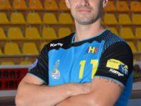 Suceveanul Răzvan Gavriloaia, cel mai bun jucător al echipei Dunărea Călăraşi