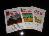 """Revista """"Mesager bucovinean"""" îşi continuă apariţiile, oferind cititorilor numere de colecţie pe teme deopotrivă de interes istoric şi de actualitate"""