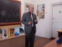 Poveste de poveste, la Udeşti, cu profesorul Emil Simion