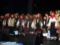 Spectacol de Crăciun oferit de copiii de la Palatul Copiilor