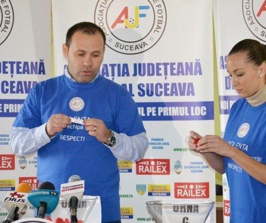 Liga a IV-a a judeţului Suceava se va relua pe 12 martie