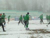 Jucătorii Forestei Suceava bătătoresc potecile din zona montană a Câmpulungului