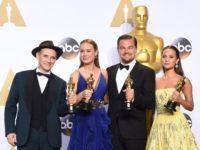 Leonardo DiCaprio, Brie Larson şi Alicia Vikander, printre prezentatorii galei Oscarurilor din 2017