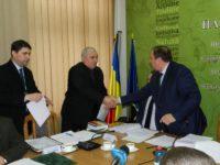Trei social-democraţi au depus jurământul de consilieri judeţeni